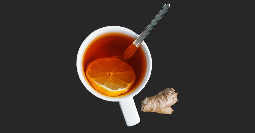 Rosemary ginger Tea