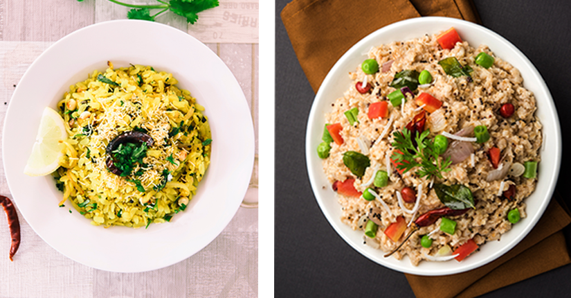 Know Which One is the Healthiest: Poha v/s Upma