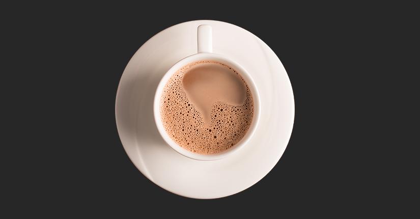 No sugar Hot Cocoa