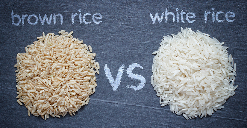 Know Which One is the Healthiest: Brown Rice v/s White Rice