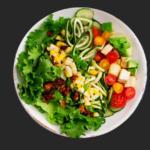 Coconut Cob Salad