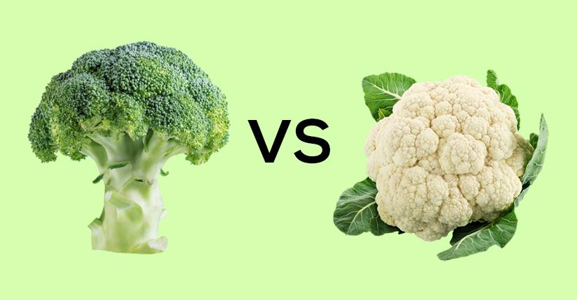 Know Which One Is Healthier: Broccoli v/s Cauliflower