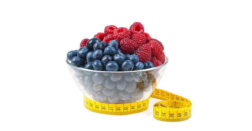 Right Nutrition to Manage Your Weight