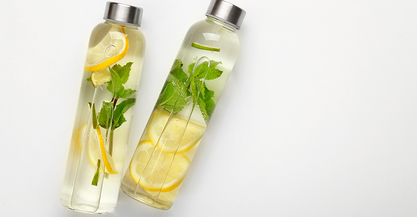 Ultimate Wedding Countdown- 5 Infused Water Recipes for that Perfect Glow