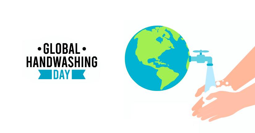Global Handwashing Day- Pledge to Wash Hands Properly