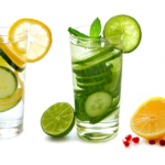 5 Infused Water Drinks to Sip On During Your Shopping Spree