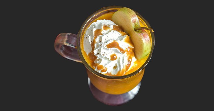 Pumpkin Apple Smoothie