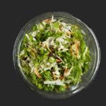 Shredded Brussel Sprout Salad