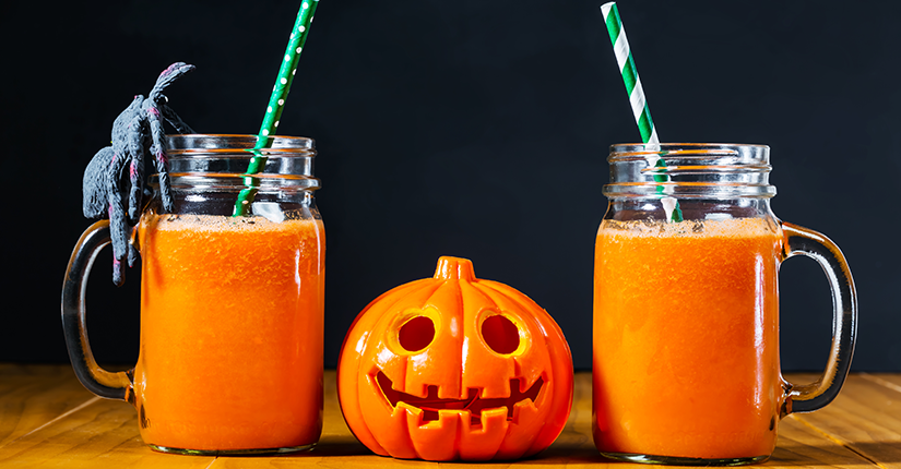 Healthy and Refreshing Drinks for Halloween