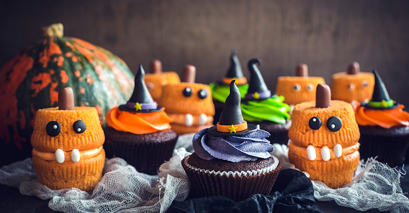 Healthy Treats for a Kid-Friendly Halloween