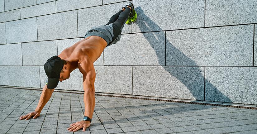Try This Wall Workout Routine To Bid Adieu to Those Extra Kilos