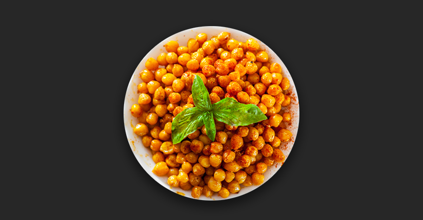 Ranch Chickpeas