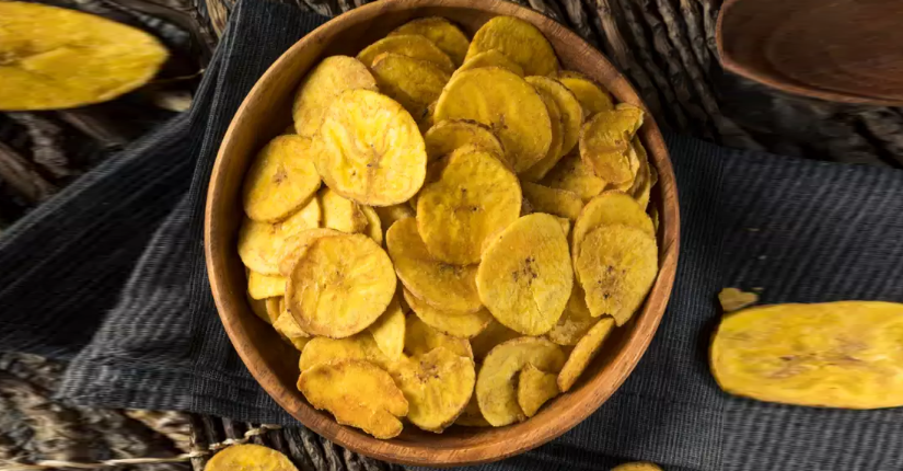 Banana Chips- Healthy or not?