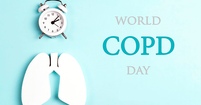 World COPD Day- Dietary Guidelines for Prevention & Management of COPD