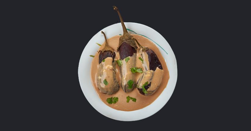 Bagara Eggplant