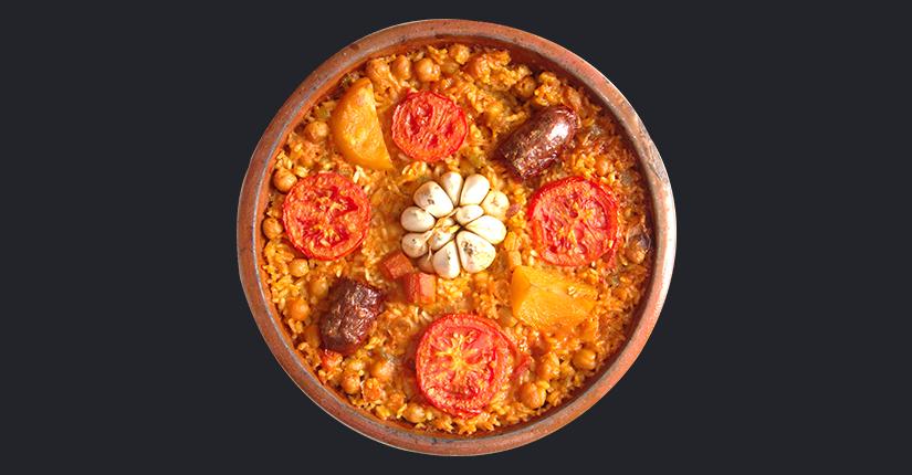 Instant Pot Tomato Rice