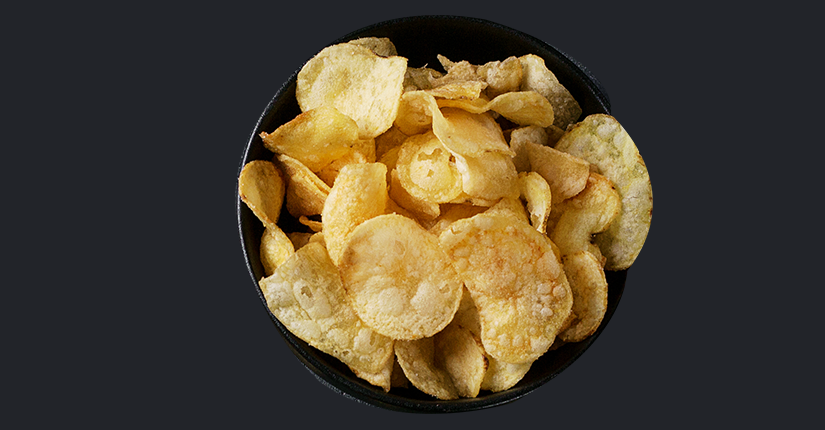Fauxtato Chips