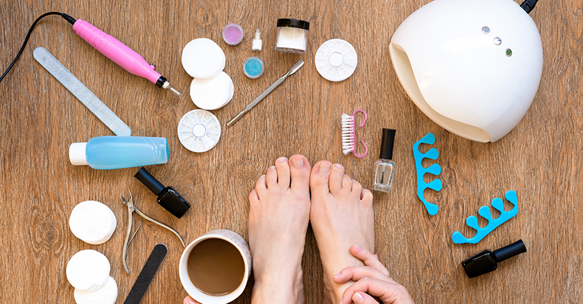 Ultimate Wedding Countdown- How to Take Care of Your Hand & Feet Naturally