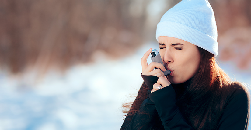 Cold Temperature & Asthma Trigger- Here's How to Manage