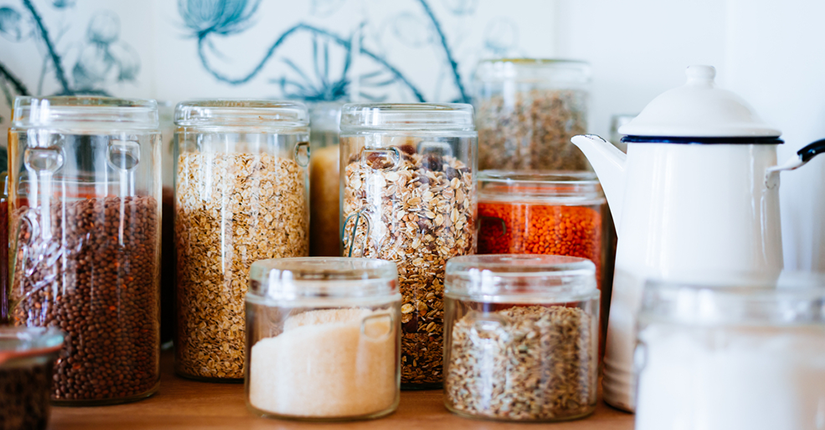 Post-Wedding Health Beginnings- How to Stock your Kitchen Right