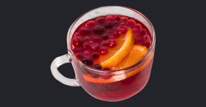 Spiced Cranberry Tea