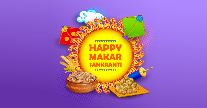 Different flavours of Makar Sankranti/Pongal