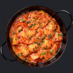 Iodine rich Fish Stew