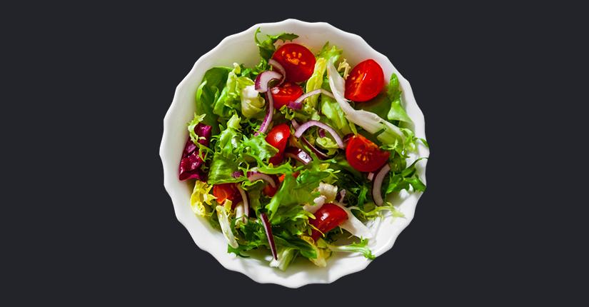 Green Italian salad
