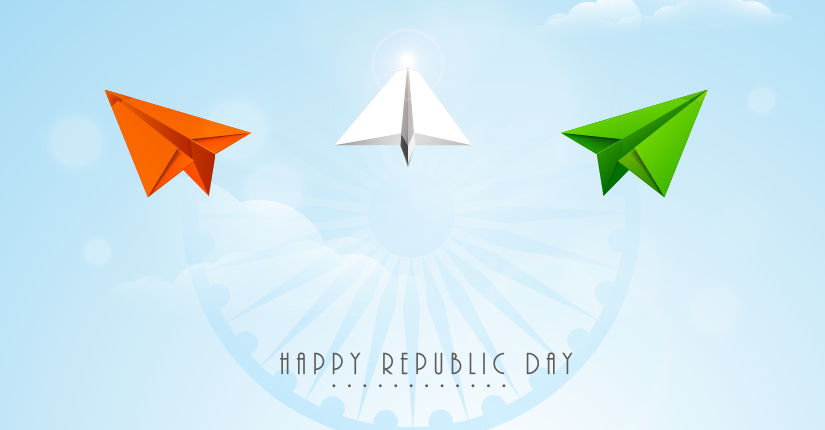 My India, My pride – Republic Day