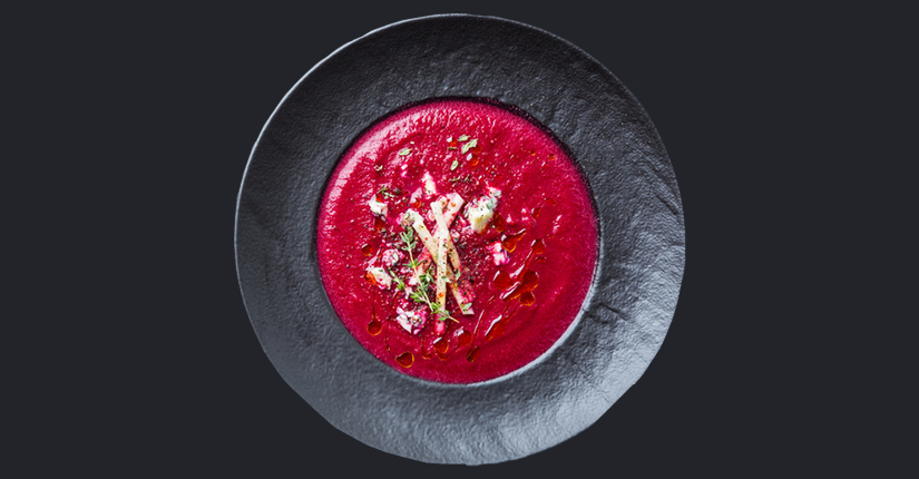 Creamy Beetroot Soup