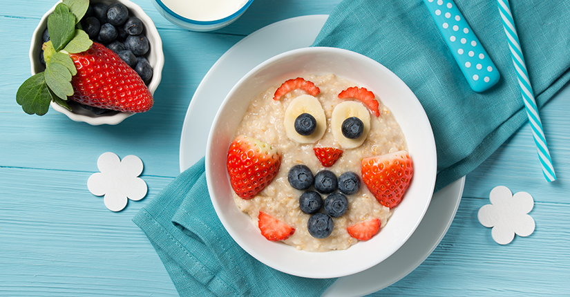 10 food items MUST have a healthy food guide for kids.