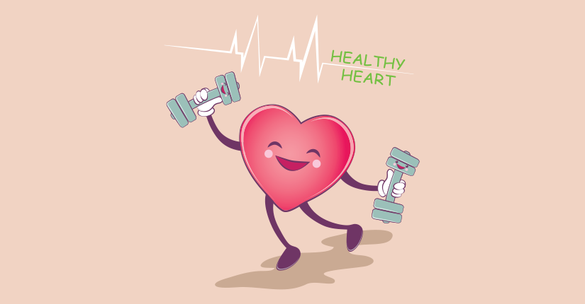 Healthy Heart – Be Heart Safe. Be Active