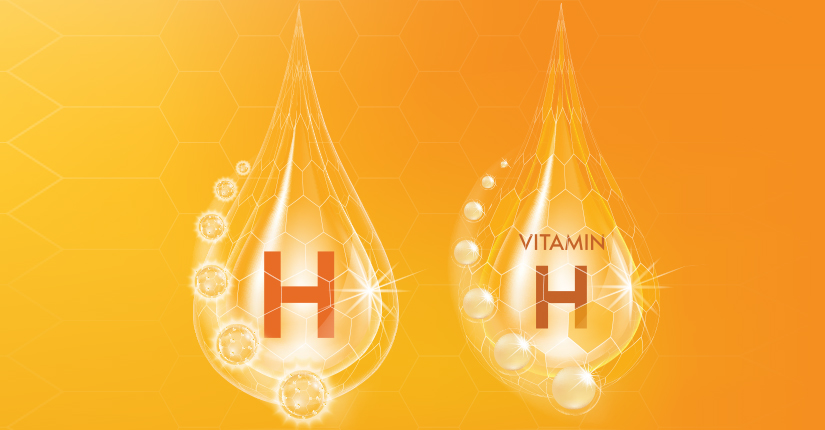 Vitamin H for Haircare- Know the Benefits