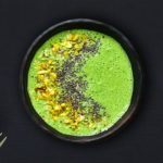 Date Nut green smoothie