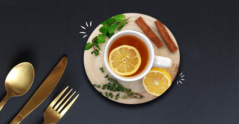 Cinnamon-Mint Tea