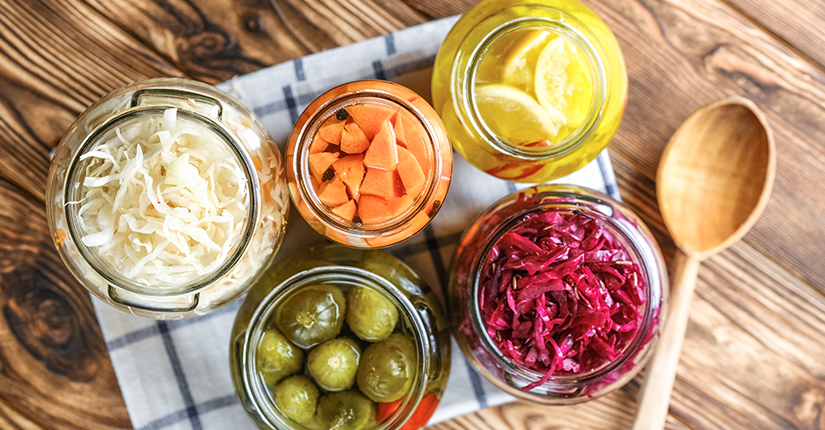 Let's Talk about Probiotics- 5 Probiotic Rich Foods to Include in your Diet