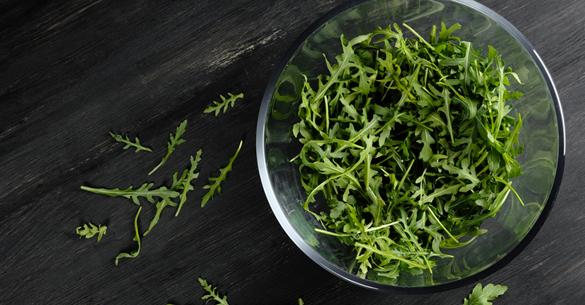 Rocket Leaves- Know the Benefits of These Peppery Greens
