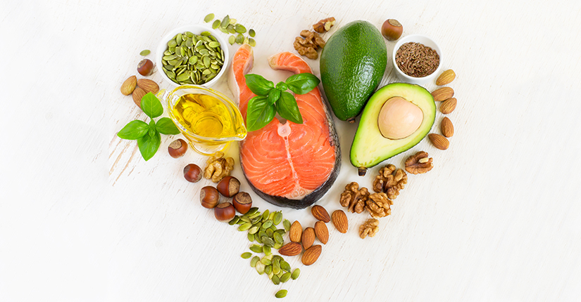Food for Thought – 4 Heart Healthy Fats to add in your Diet