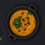 Gobhi Korma with Raisins