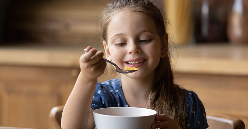 5 ways to Foster Healthy Habits when it comes to Feeding Kids