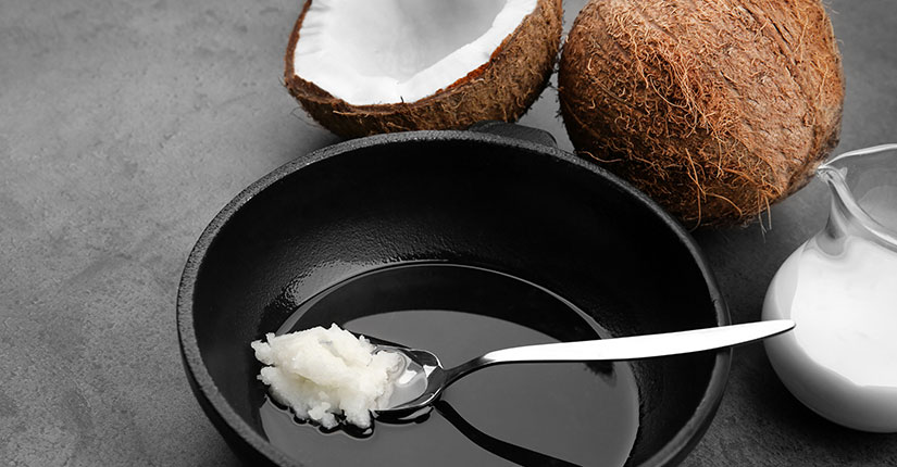 Is Cooking in Coconut Oil Healthy?