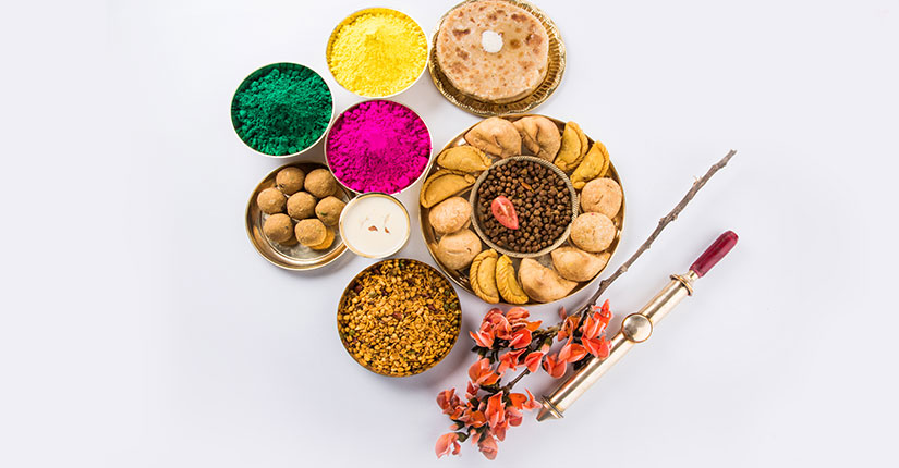 This Holi Color your plate with 5 Healthy Recipes
