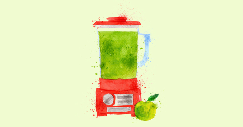 Juicing V/s Blending- Know What's Beneficial