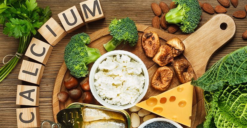 How to meet Calcium Requirement, if you do not eat Dairy?