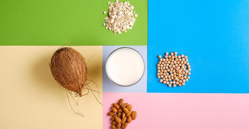 5 Home-made non-dairy Milk