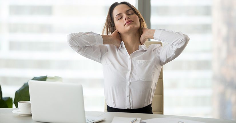 Neck and Shoulder Stiffness While Working from Home? Here's How you Can Treat it!