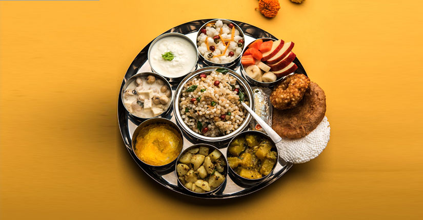 5 Healthy Snacking Ideas for Navratri