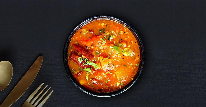 Kathi Meethi Watermelon Curry