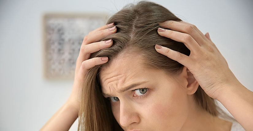 Thinning hair in women – Why it happens