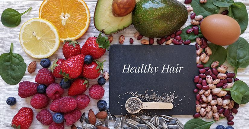 Nutrients and Supplements you can take for Hair